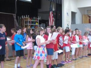 Center School Chorus